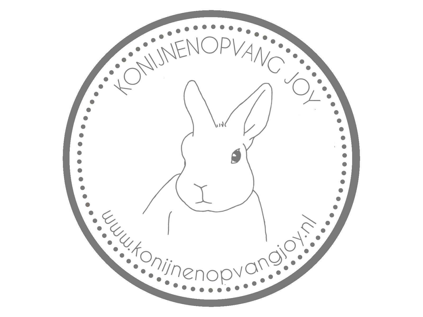 logo-Stichting Konijnenopvang Joy