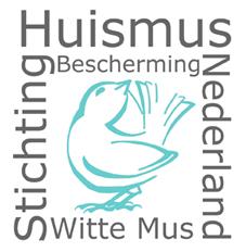 logo-Huismus Bescherming Nederland Stichting Witte Mus