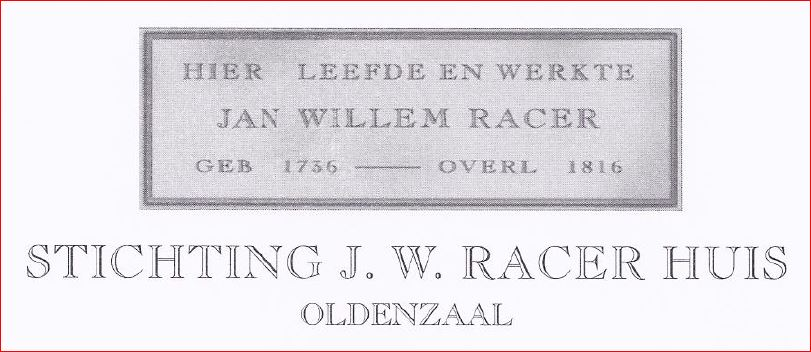 Stichting J.W. Racer Huis