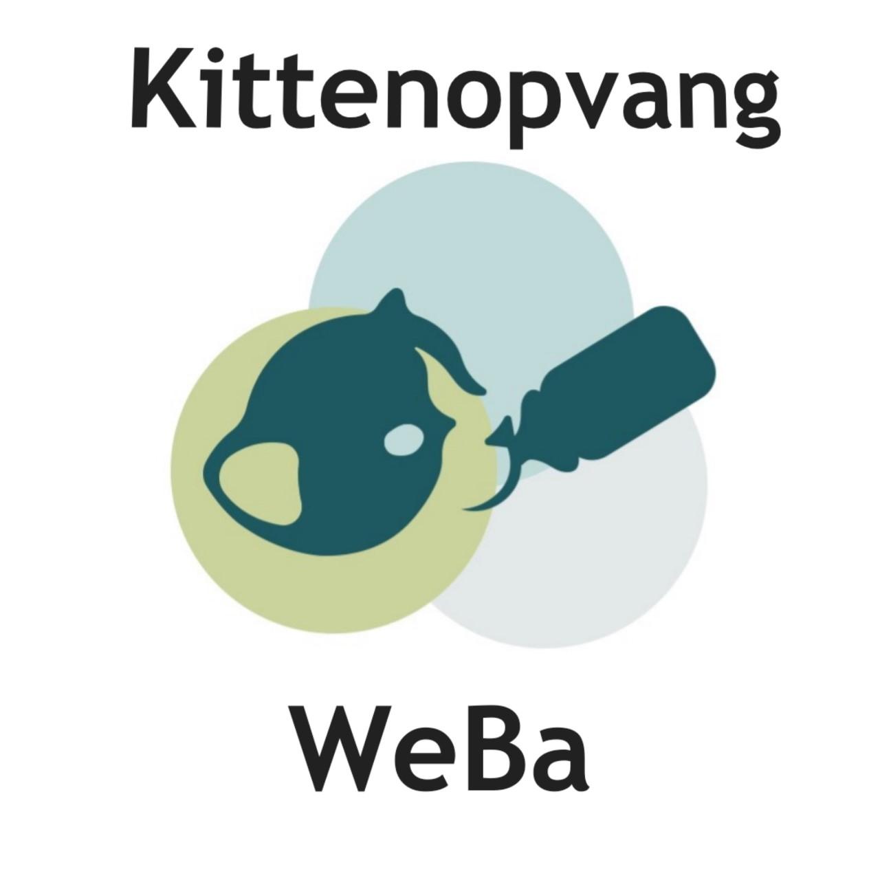 logo-Stichting Kittenopvang WeBa