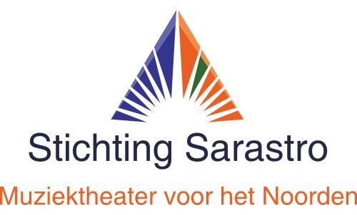 logo-Stichting Sarastro, Muziektheater voor het Noorden